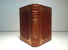 Franklin Library Twelve Illustrious Lives Plutarch Limited Edition Leatherbound