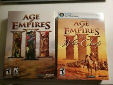 Age of Empires 3 and The War Chiefs Expansion Pack