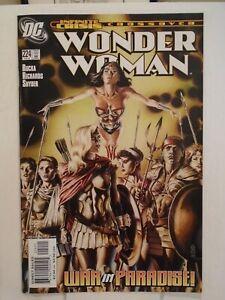 DC Comics WONDER WOMAN #224 (2006) J.G. Jones Cover