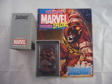 Eaglemoss Marvel Figurine Special Collection Juggernaut with magazine