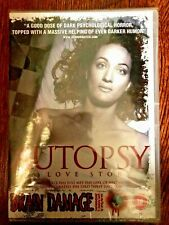 Autopsy a Love Story DVD 2002 Cult Necrophilia Horror starring Ina Osmussen
