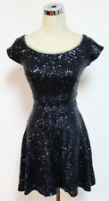 WINDSOR Navy Homecoming Dance Party Dress 9 - $85 NWT