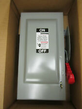 MURRAY HEAVY DUTY SAFETY SWITCH HHN361 NEMA TYPE 1 ENCLOSURE 30 AMP NEW!!
