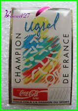 Pin's pins Badge COCA COLA UGSEL Champion de France handicap  #H4