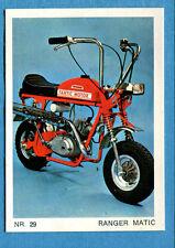 MOTO - Ed. Raf - Figurina/Sticker n. 29 - RANGER MATIC -Rec