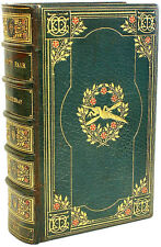 THACKERAY - Vanity Fair - 1st EDITION 1st ISSUE - IN A FINE COSWAY BINDING!