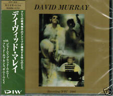DAVID MURRAY NYC 1986 JAMES BLOOD ULMER*SUNNY MURRAY*FRED HOPKINS DIW Jpn OOP CD