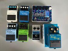 Guitar FX Pedals (Job Lot)