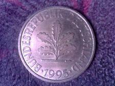 GERMANY  10  PFENNIG   1995  G