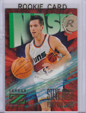STEVE NASH ROOKIE CARD Z-Force SUNS RC Basketball 1996 Phoenix LA LAKERS MAVS!