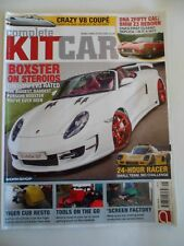 Complete Kitcar magazine - July 2016 - Boxster on steroids