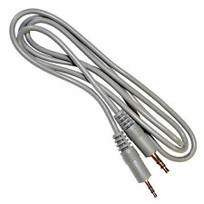 HQRP 2.5mm to 3.5mm Audio Cable for Harman Kardon CL, NC Headphones Replacement