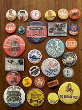 vintage sports pins