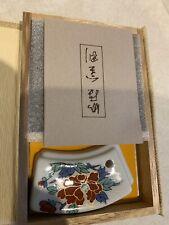 Nippon Kodo Morino-Koh Incense  Sticks - Ceramic Burner Gift Set