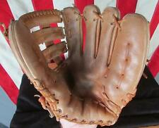Vintage 1960s Stan Musial Leather Baseball Glove Personal Model Montgomery Ward