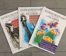 3x Malbuch Mandala Malen nach Zahlen Extrem Erwachsene Stift Malen Geschenk Buch