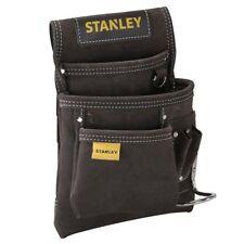 Stanley Werkzeug- Nagel-u. Hammertasche aus Büffelleder STST1-80114