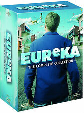 A TOWN CALLED EUREKA - Complete Series 1-5 Boxset (NEW DVD)