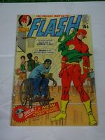 THE FLASH #201 vtg  comic DC comics Comic book