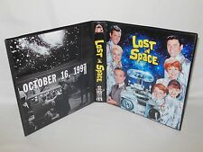 Custom Made Lost In Space Trading Card Binder Graphics Only