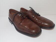 Bostonian Florentine Men's 9.5 M Brown Leather Oxford Dress Shoes