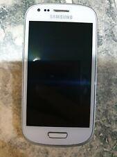 Samsung Galaxy S3 Mini Ceramic White Smartphone
