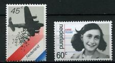 Nederland  1198-1199 Bevrijding - Anne Frank    - POSTFRIS