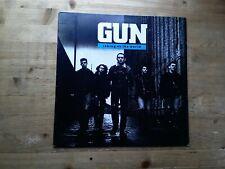 Gun Taking On The World Very Good Vinyl Record AMA 7007