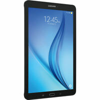 "SAMSUNG GALAXY TAB E SM-T560 16GB WI-Fi 9.6"" TABLET BLACK"