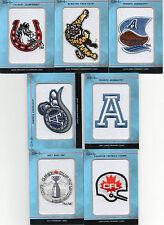 2015 Upper Deck CFL O Pee Chee Logo TL-43 Toronto Argonauts 1995-2004 Primary