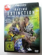 Racing Extinction (Discovery Channel) - DVD neu/ovp