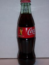 8 OZ COCA COLA COMMEMORATIVE BOTTLE - 2013 FIFA WORLD CUP BRASIL