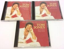 RARE - TOM JONES + SPECIAL GUESTS - THE ULTIMATE COLLECTION 3 CD 1997 CAMDEN BMG
