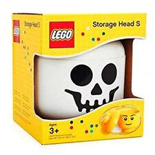 New Lego Storage Head Brick Container Arrange Box Case Small Size - Skeleton