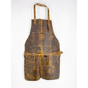 Pocket Leather Apron metalwork, ceramics, woodwork, painting, Hairdresser O/S