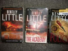 Bentley Little Lot of 3 The Academy, The Policy, The Haunted