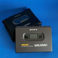 Original Sony Walkman WM-EX48 mit Gürteltasche (Antriebsriemen defekt)