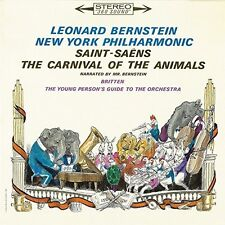 Leonard Bernstein - Peter & The Wolf / Carnival Of [New CD] Japan - Import