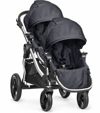 Baby Jogger City Select Double Stroller - Titanium New!! Open Box!!!