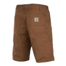 Carhartt WIP Ruck Single Knee Short hamilton brown Herren Bermuda im Workwear
