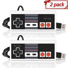Wired USB Nintendo NES Controller Gamepad For Win PC Windows Raspberry Pi 3 US