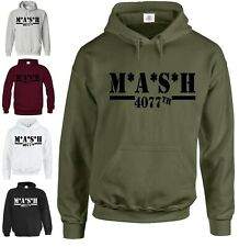 M*A*S*H 4077TH HOODY/MASH/TV Series/US Army/Military/Father day/Gift/Hoodie Hood