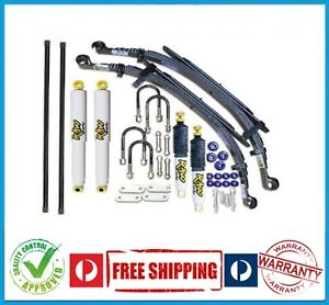HOLDEN RODEO 4X4 TRS R7-8 88-03 RAW 2INCH-50MM SUSPENSION LOAD-LIFT KIT - 300KG