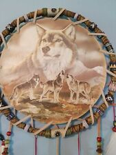 Song of the Summit- Bradford Exchange - Spirits of the Pack - Dream Catcher