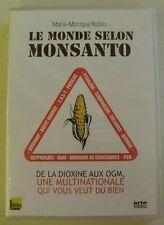 DVD LE MONDE SELON MONSANTO - Marie Monique ROBIN - NEUF