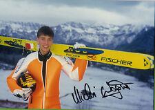 Autogramme & -graphen von Skispringern