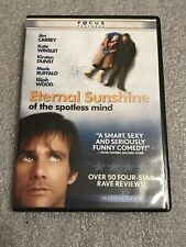 Eternal Sunshine Of The Spotless Mind (Dvd, WideScreen Edition)