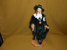 ROYAL DOULTON LARGE FIGURE OF KING CHARLES.