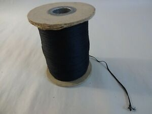 Rod Building Wrapping 500 yard spool Black Butt Wind