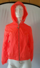 Schumacher Summer Jacket Neon Orange SIZE S NEW